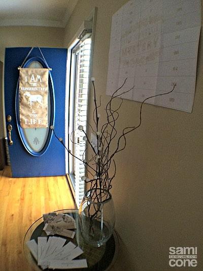 ever thine home door hanger