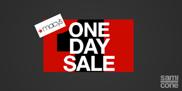 macys-one-day-sale macys one day sale dates macys one day sale schedule