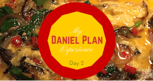 Daniel Plan Experience Day 2