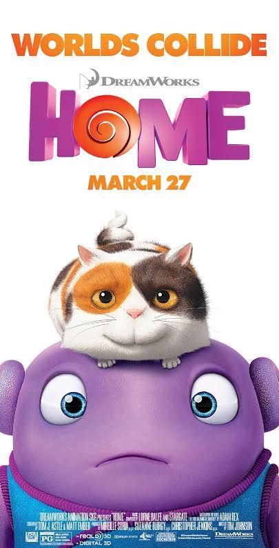 Free HOME Movie Tickets