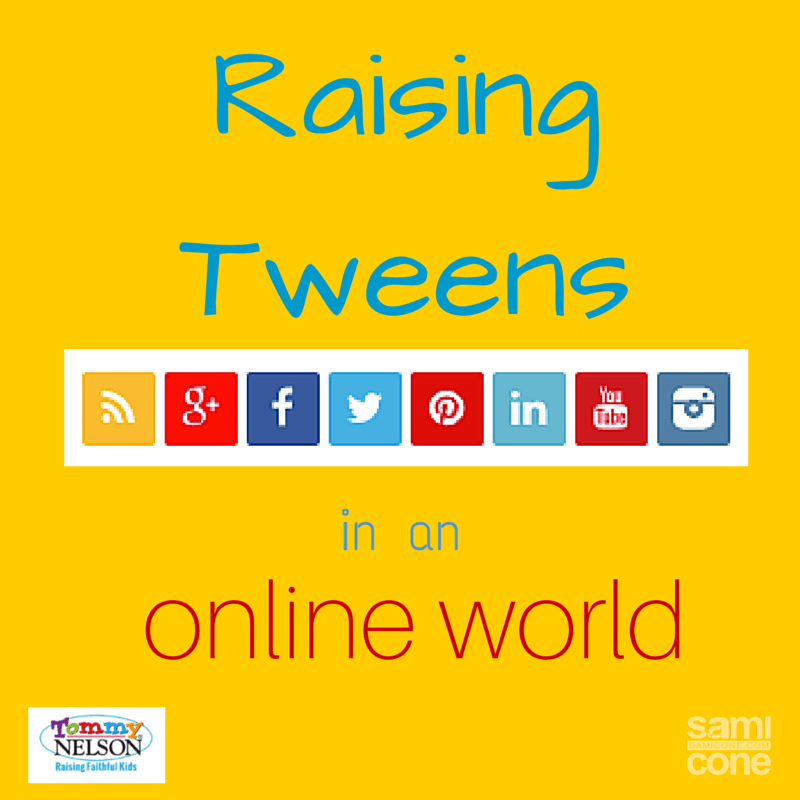 Raising Tweens In An Online World