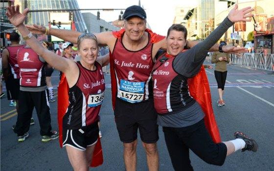 CM Marathon St Jude Heros