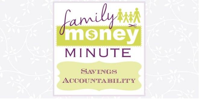 Savings Accountability
