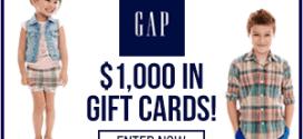 Gap Giveaway