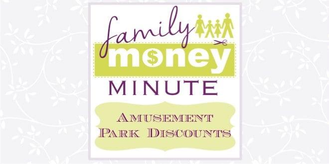 Amusement Park Discounts