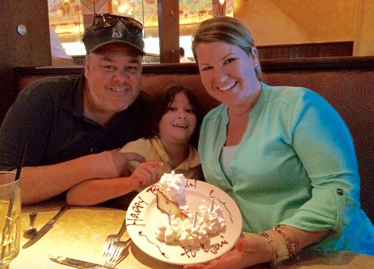 cheesecake factory birthday sami