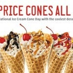 Sonic Half Price Shakes All Day July 9
