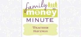 Teacher Savings