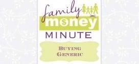 Buying Generic