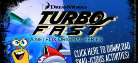 turbo fast free activity sheet