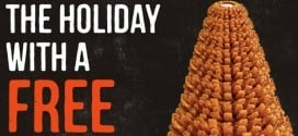 Free Bloomin Onion at Outback Steakhouse: Yulefest