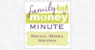 Social Media Savings