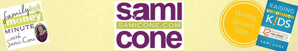 SamiCone.com | Family Money Experience