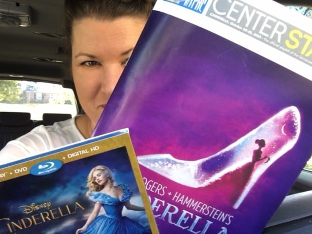 The Daily Dash: October 21, 2015 {Cinderella at @TPAC & Disney DVD #Giveaway}