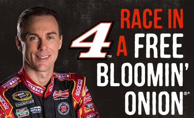 Free Bloomin Onion Outback Steakhouse