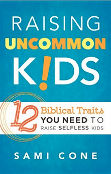 Raising Uncommon Kids Cover