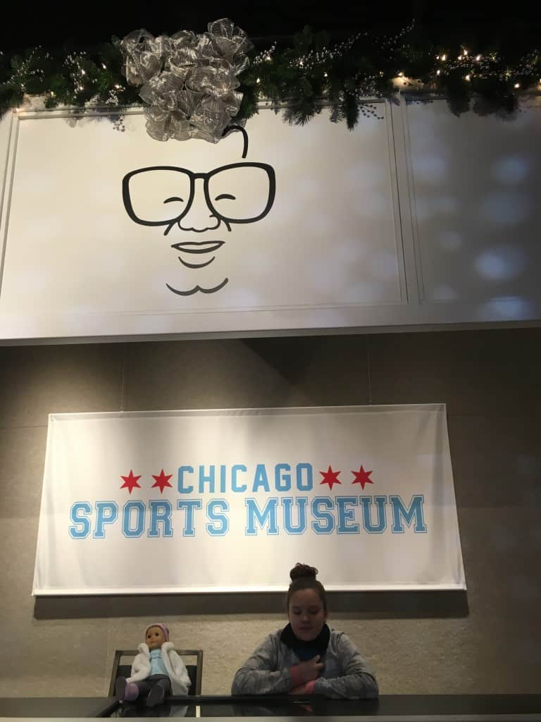 chicago sports museum harry carry