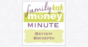 Review Receipts