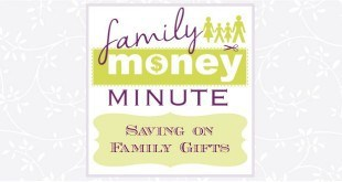 Saving on Family Gifts
