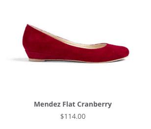 nisolo mendez cranberry