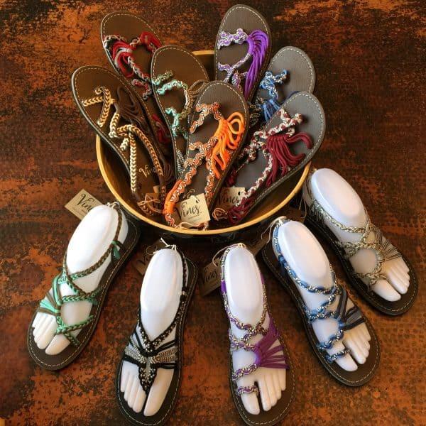 vines sandals