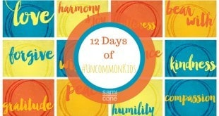 12 Days of Uncommon Kids