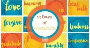 12 Days of Uncommon Kids