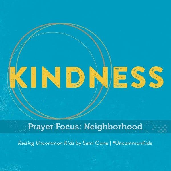 Raising Uncommon Kids Kindness chapter 8