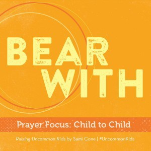 bear with raising uncommon kids