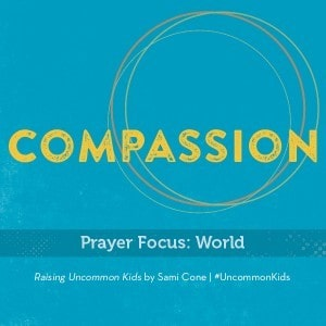 Compassion Raising Uncommon Kids