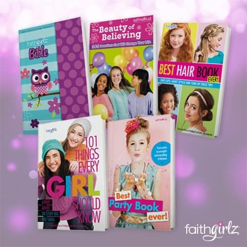 Faithgirlz Prize Pack
