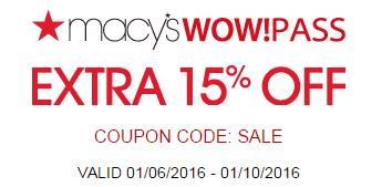 Macys coupon 62297