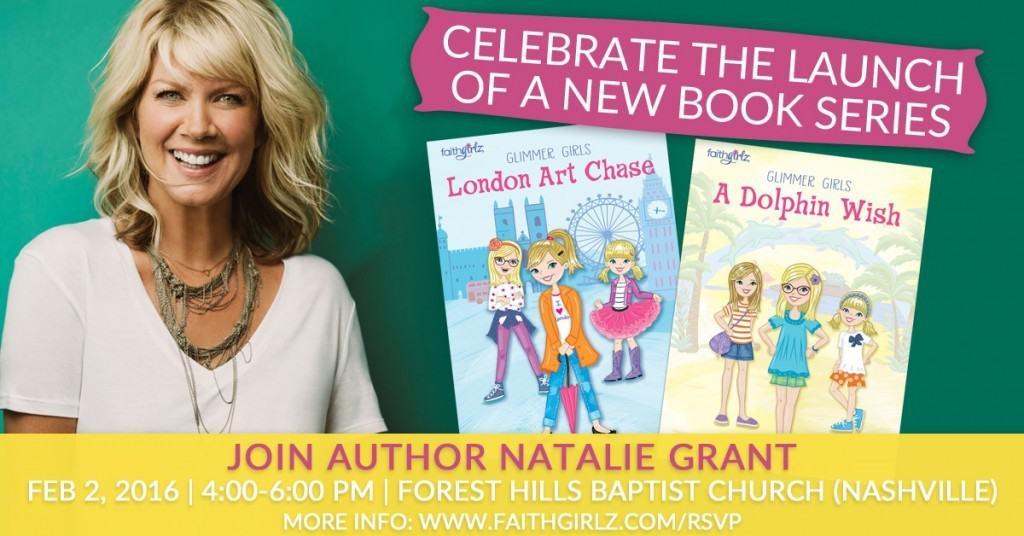 Natalie Grant's Faithgirlz: Free Event + Giveaway!