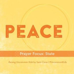 Raising Uncommon Kids Peace