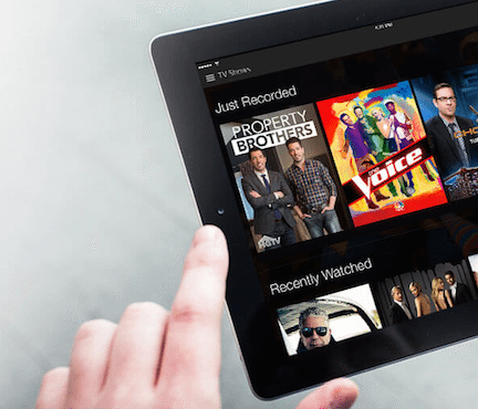 Why our on the go family needs xfinity sami cone for Mirror xfinity app to tv