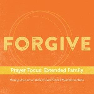 forgive raising uncommon kids