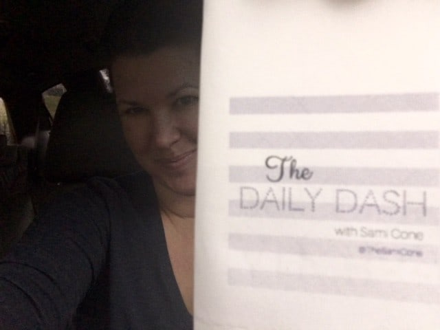 The Daily Dash: February 1, 2016 {New Month}