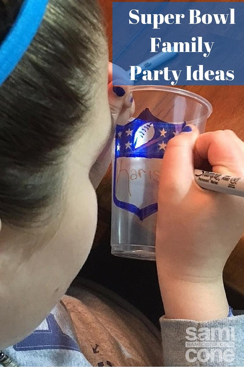 Super Bowl Family Party Ideas