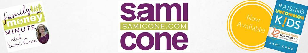 Sami Cone | Family Budget Tips, Money Saving Ideas, Christian Parenting | Nashville TN
