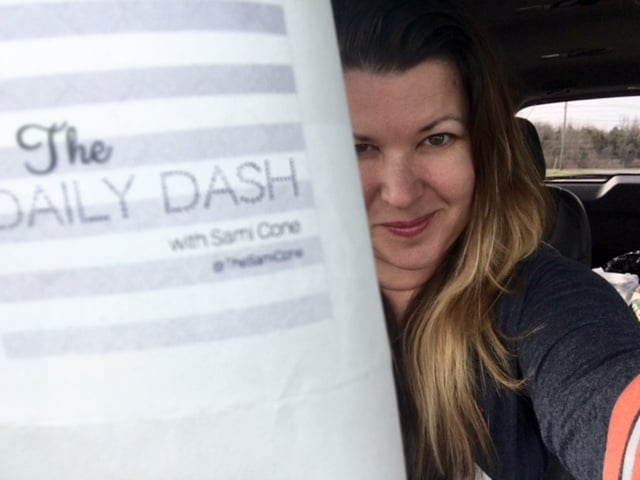 The Daily Dash: March 8, 2016 {Mom Here & #CartersOshKosh}
