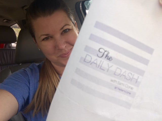 The Daily Dash: March 9, 2016 {Shopping, Stock & Soup Making}