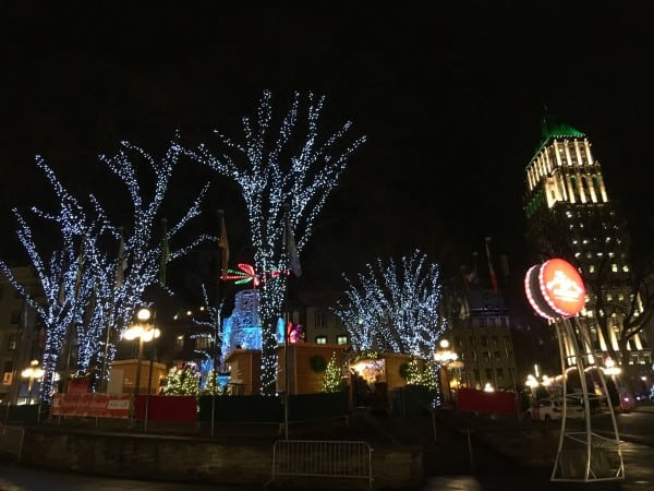 Quebec-CIty-Night-Trees