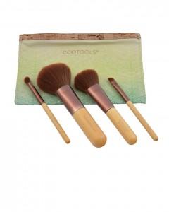 EcoTools Makeup Brush Set Giveaway Travel Set