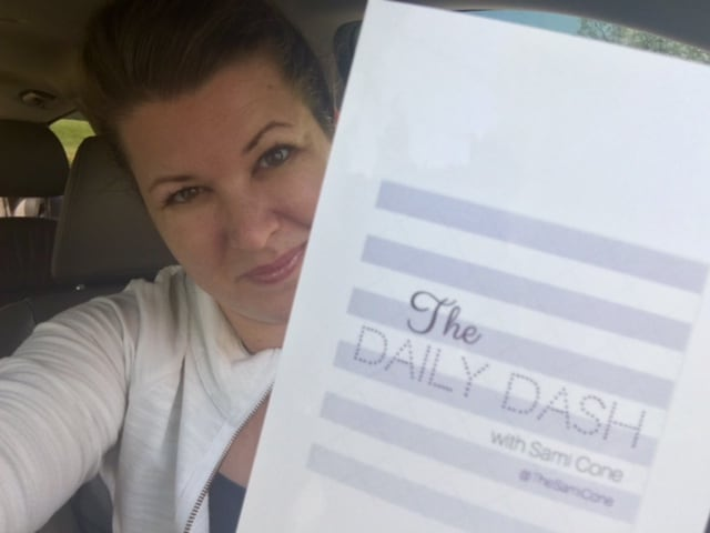 The Daily Dash: April 11, 2016 {The Test She Failed}