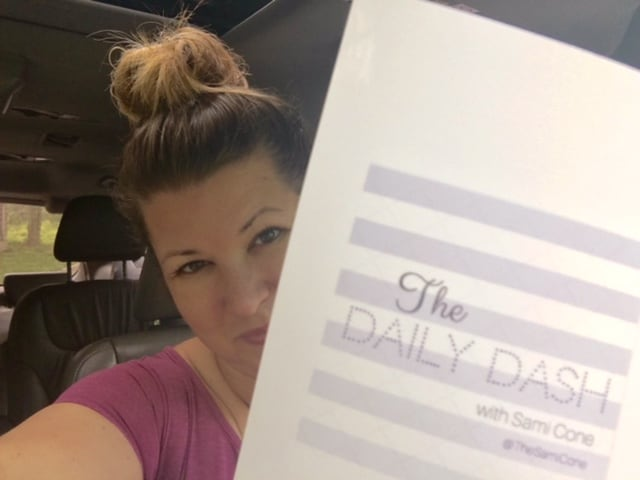 The Daily Dash: April 19, 2016 {Picking up the Pieces}