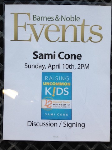 barnes and noble vanderbilt book signing