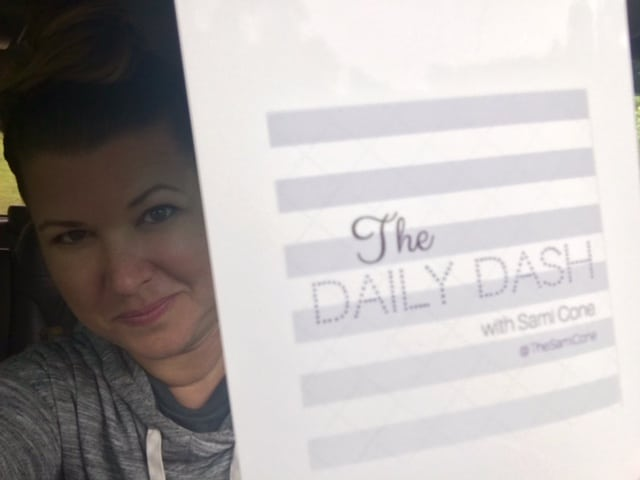 The Daily Dash: May 16 2016 {Monday Momentum}