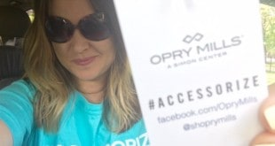 The Daily Dash: May 12 2016 {#Accessorize at @shOpryMills}