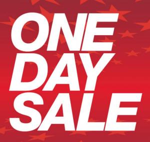 Macys One Day Sale May 2016