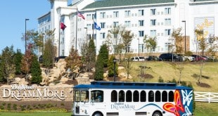 Dollywood DreamMore Resort Shuttle